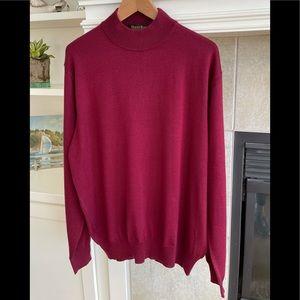 Harry Rosen Merino, Silk & Cashmere Sweater